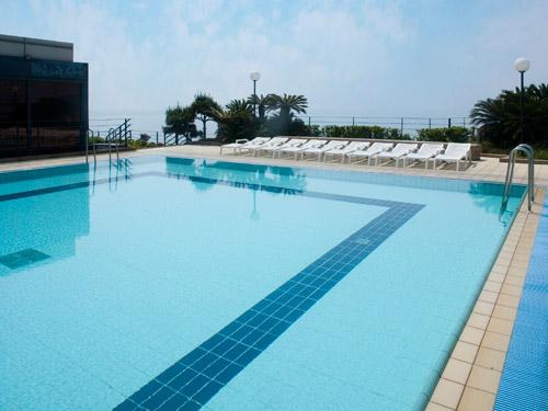 야외수영장