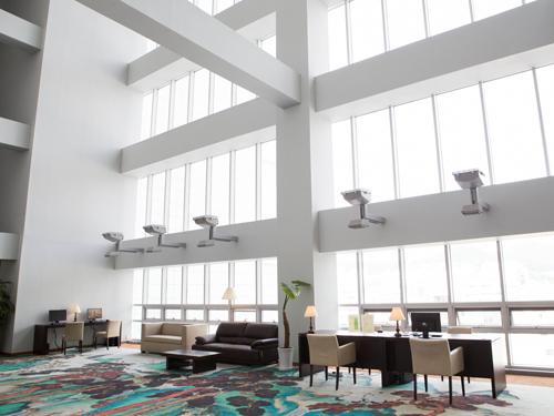 6F 호텔 로비