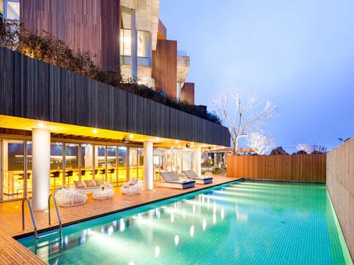 야외공용수영장